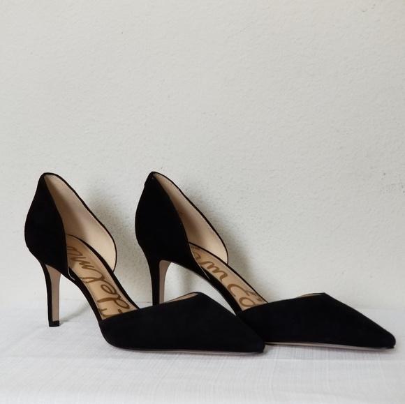 622cec886 Sam Edelman Telsa heels suede size 9 1 2